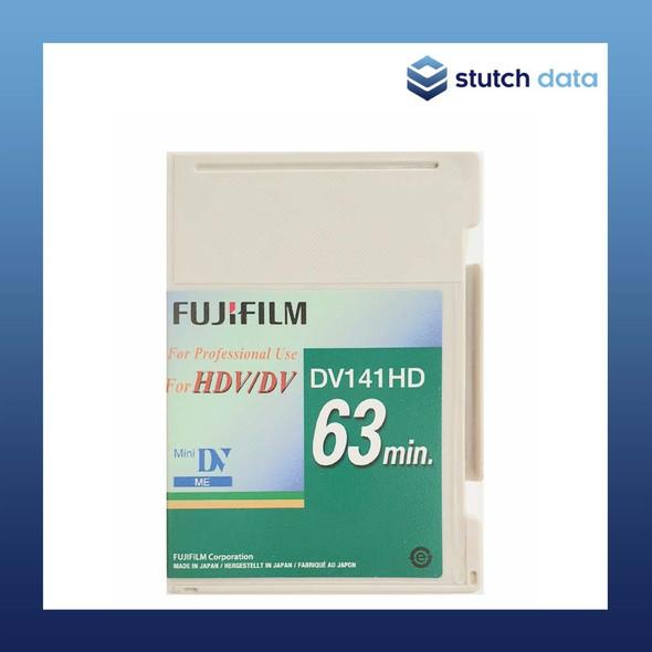 Fujifilm HD DV Mini DV ME 63min Professional Digital Video Cassette DV141HD