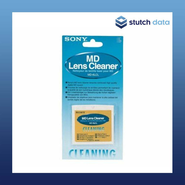 Sony Míni Disc Lens Cleaner MD-6LCL