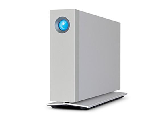 Lacie d2 Thunderbold 3 Professional Desktop Storage 10tb USB-C External Hard Drive STFY10000400