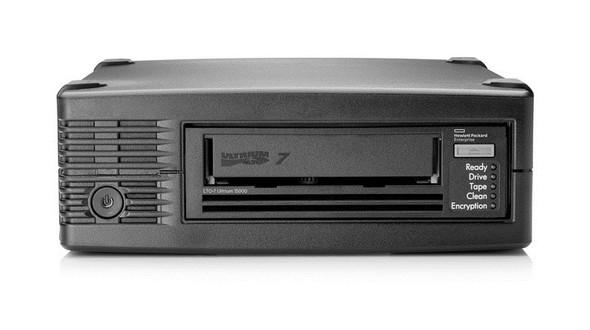 HPE rebadged LTO Ultrium 15000 LTO-7 External/Desktop SAS Tape Drive