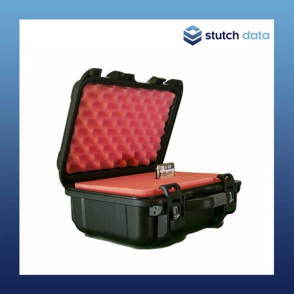 """Image of Turtle Waterproof 519 2.5"""" Hard Drive 28 Capacity Case 07-519004"""