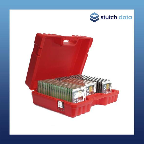 Turtle CD/DVD Case - 55 Capacity 08-674119