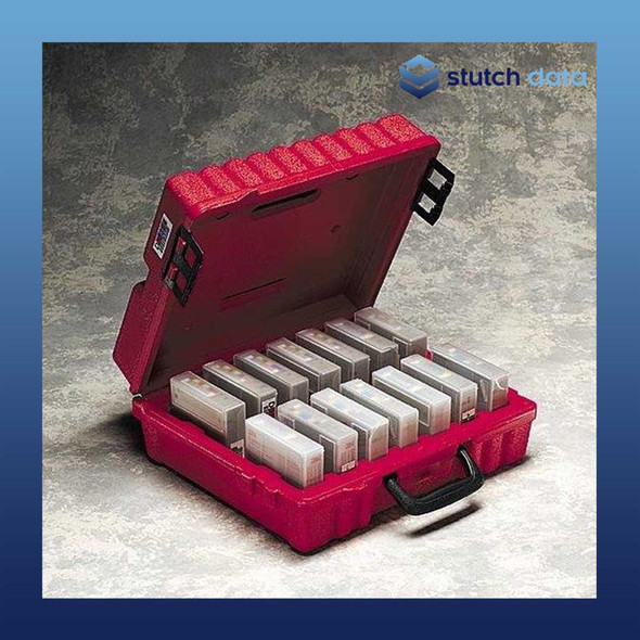 Image of Turtle DLT/SDLT 14 Tape Capacity Case 00-672603