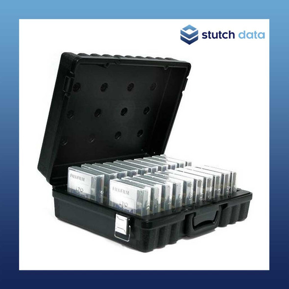 Image of Image of Turtle LTO Classic Black 20 Capacity Case 01-672900