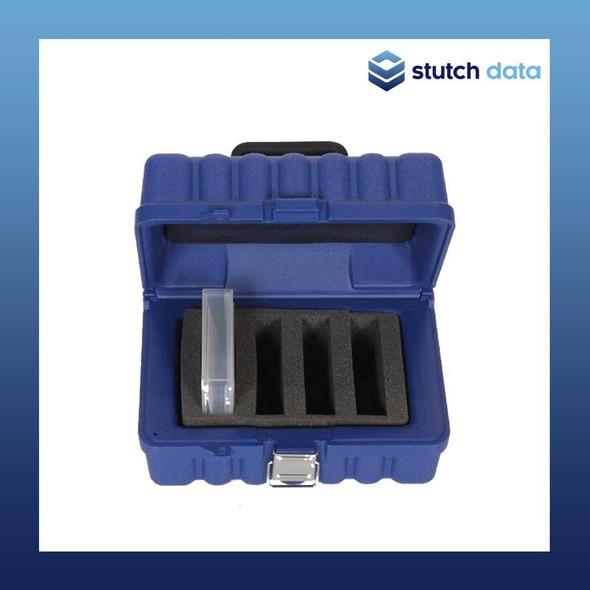 Image of Turtle RDX Case - Blue 4 Cartridge Capacity 08-673013