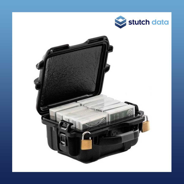 Image of TeraTurtle LTO/3592/T10k 10 Tape Capacity Case 07-509003