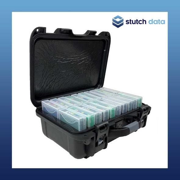Image of TeraTurtle LTO 20 Tape Capacity Case 07-519006 full