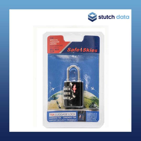 Turtle 3 Combination Lock TSA-4 11-675971