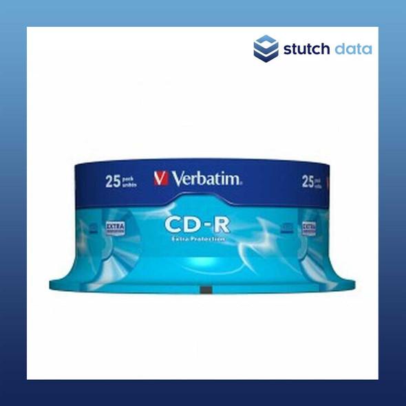 Verbatim CD-R 25 Disc spindle 43432