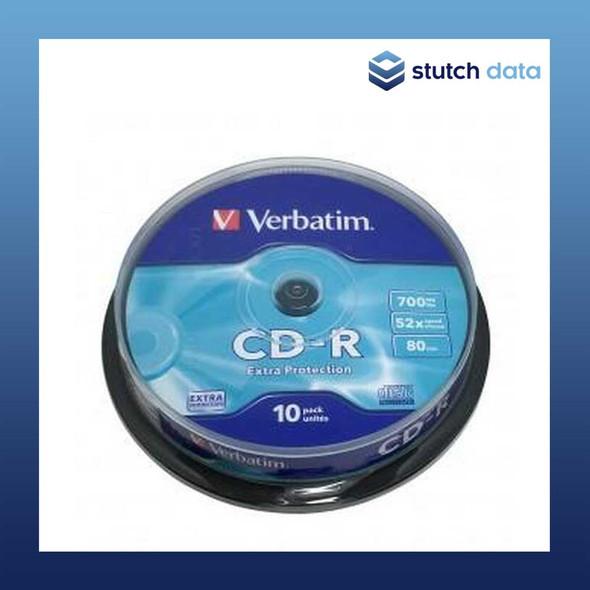 Verbatim CD-R 10 Disc Spindle 43437