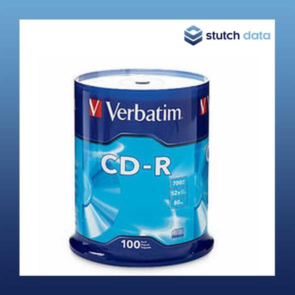 Verbatim CD-R 100 Disc Spindle 94554