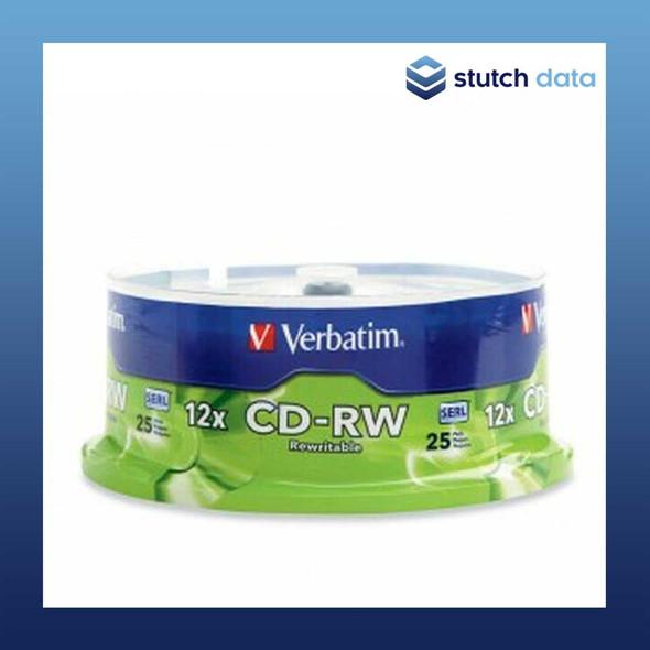 Verbatim CD-RW 25 Disc Spindle High Speed 95155