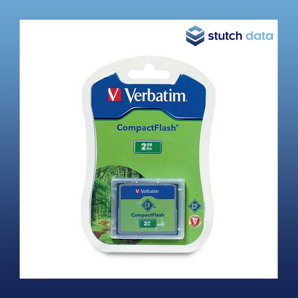 Verbatim 2GB Compact Flash CF Card 47012