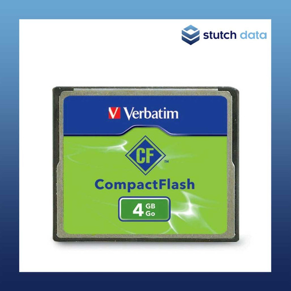 Verbatim 4GB Compact Flash CF Card 95188