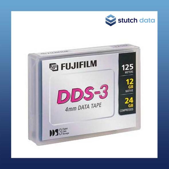 Image of Fujifilm DDS3 4mm 125m Data Tape DG3-125