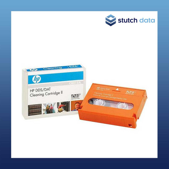 Image of HP DAT160 Cleaning Cartridge C8015A