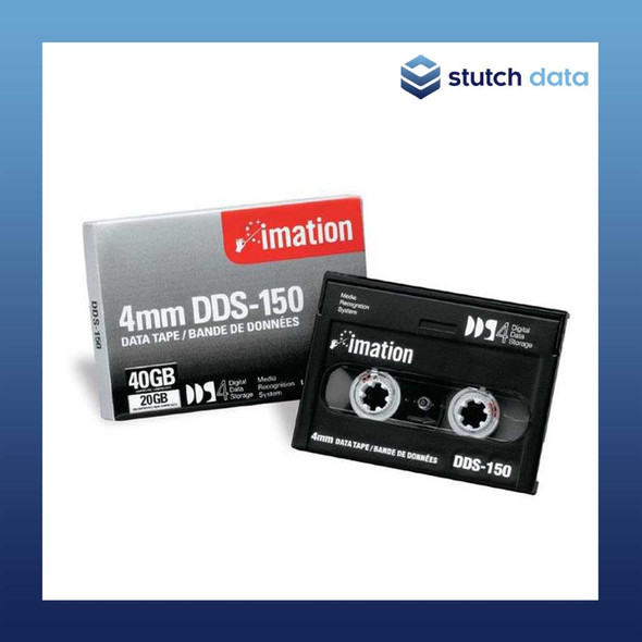 Image of Imation DDS-4 4mm DDS-150 Data Cartridge