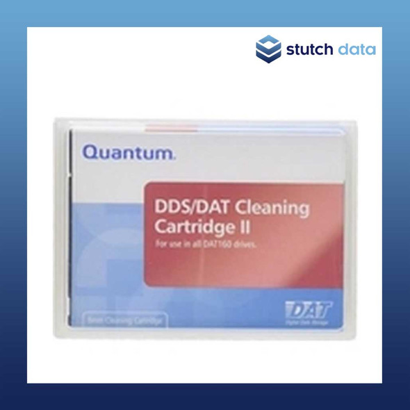 Image of Quantum DDS/DAT Cleaning Cartridge II MR-D6CQN-01