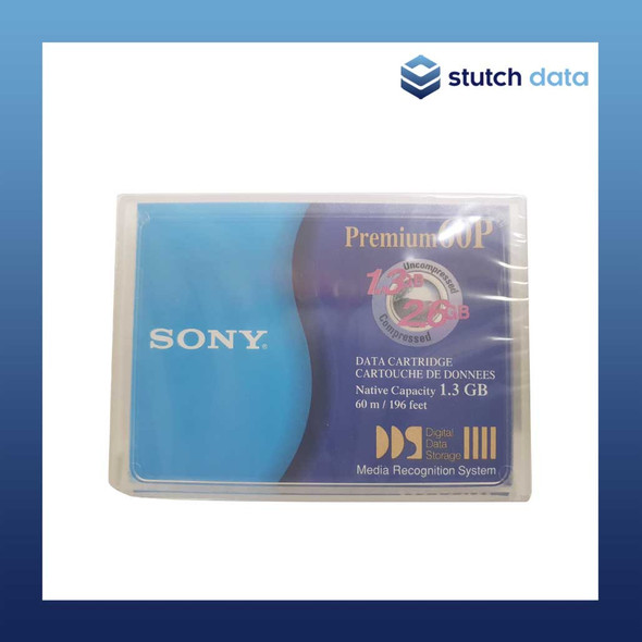Image of Sony DDS-1 60P Data Cartridge DG60P