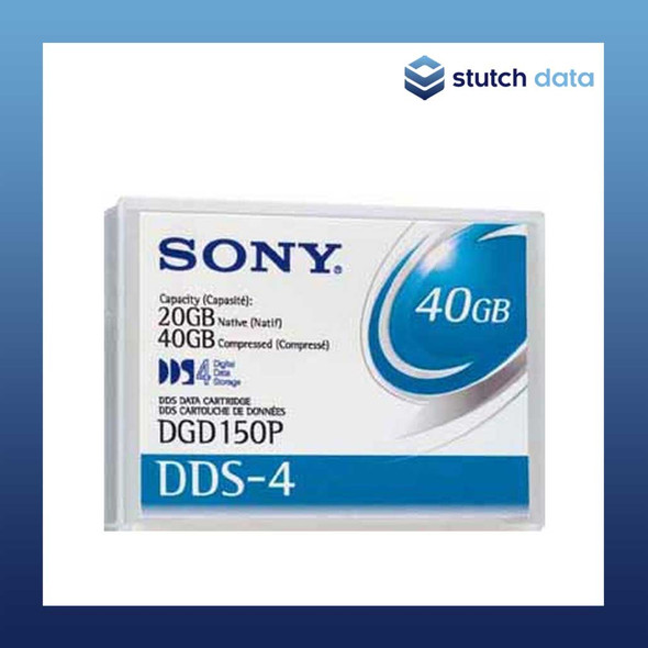 Image of Sony DDS-4 Data Cartridge DGD150P