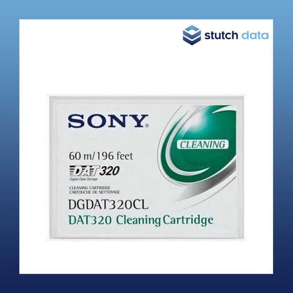 Image of Sony DAT320 Cleaning Cartridge DGDAT320CL