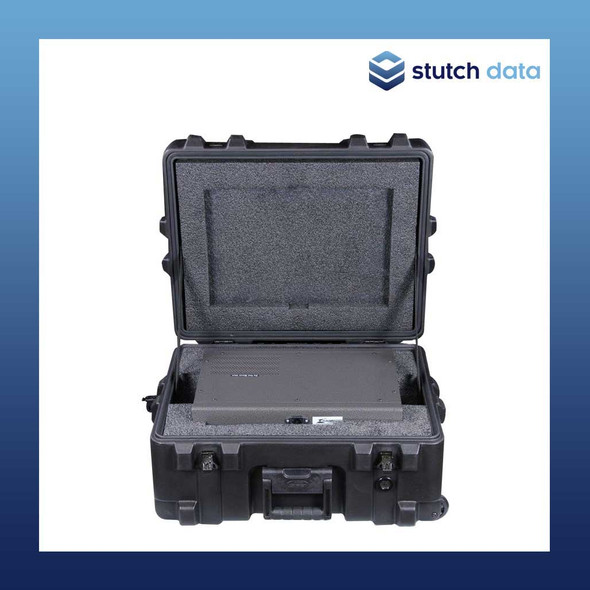 Image of Garner HD-2XTE Portable High Speed Degausser & Case
