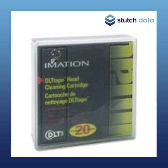 Image of Imation DLT Cleaning Tape 84980242337