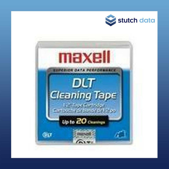 Image of Maxell DLT Cleaning Cartridge 13211013