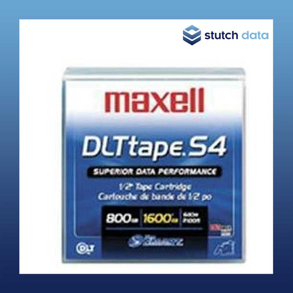 Image of Maxell DLTtape S4 Data Cartridge DLTS4/2100