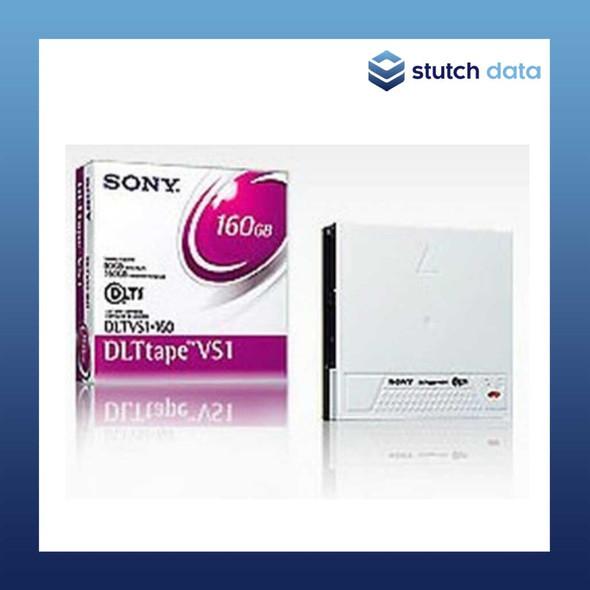 Image of Sony DLTtape VS1 Data Cartridge DLTVS1-160