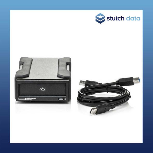 Image of HPE RDX USB 3.0 External Drive C8S07B