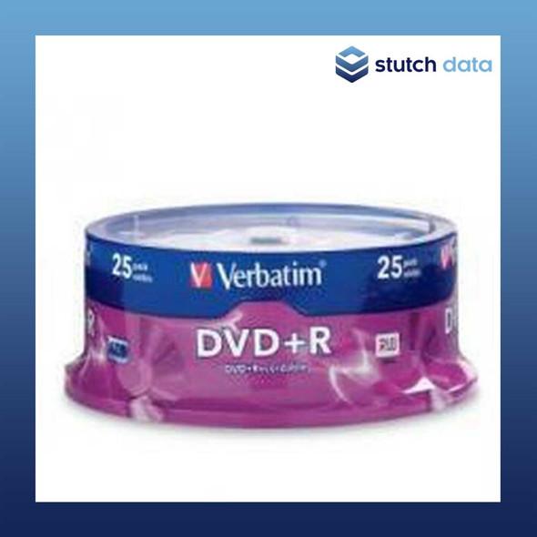 Verbatim DVD+R 25 Disc Spindle 95033