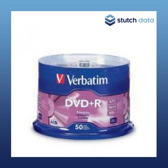Verbatim DVD+R 50 Disc Spindle 95037