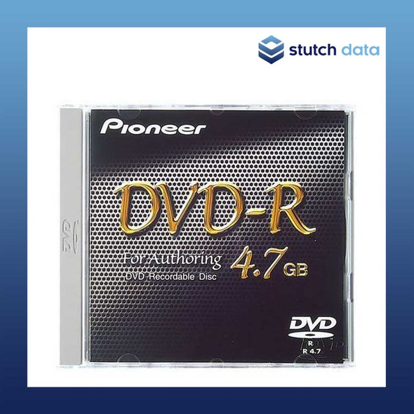Image of Pioneer DVD-R 4.7GB for Authoring