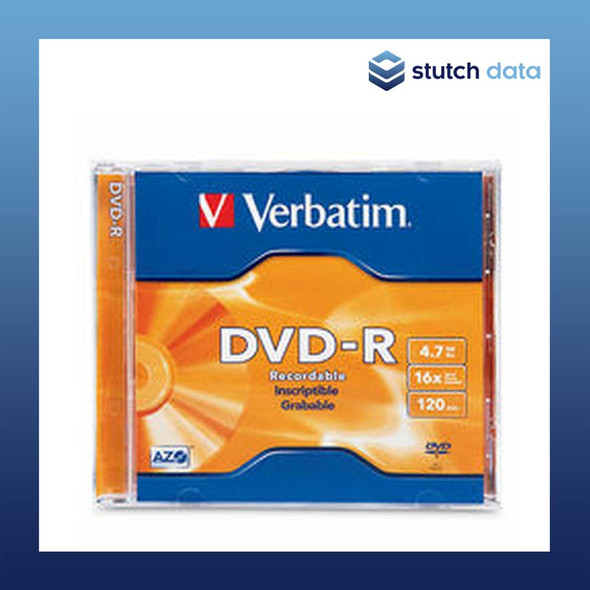 Verbatim DVD-R Single Disc in Jewel Case 95051