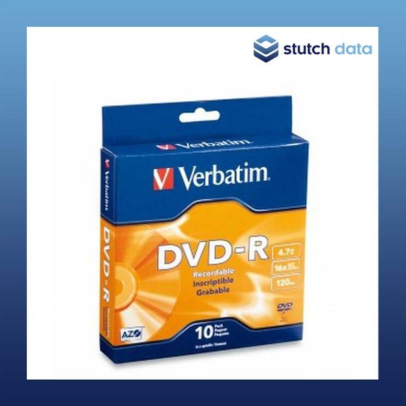 Verbatim DVD-R 10 Disc Spindle 95100
