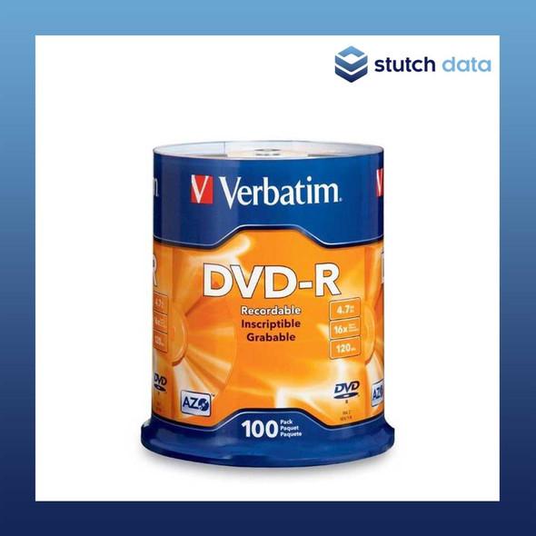 Verbatim DVD-R 100 Disc Spindle 95102