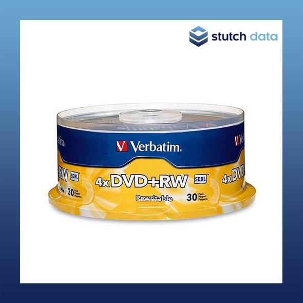 Verbatim DVD+RW 30 Disc Spindle 94834
