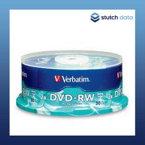 Verbatim DVD-RW 30 Disc Spindle 95179