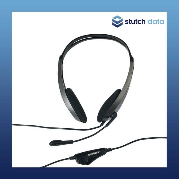Image of Verbatim Multimedia Headset with Microphone 41646