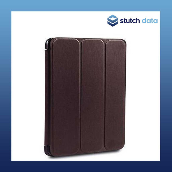 Image of Verbatim Folio Flex Case iPad Air Metallics - Mocha 98407