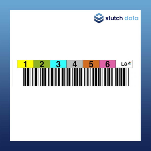 LTO Custom Tape Barcode Labels