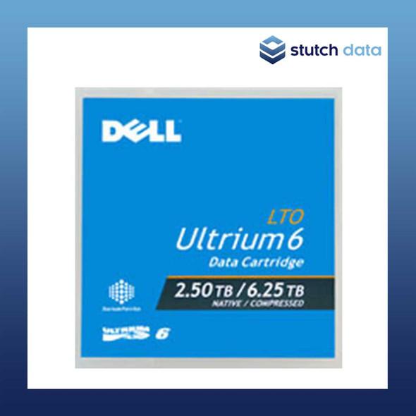 Image of DELL LTO 6 Ultrium 6 Data Cartridge 03W22T