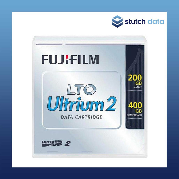 Image of Fujifilm LTO2 Ultrium2 Data Cartridge