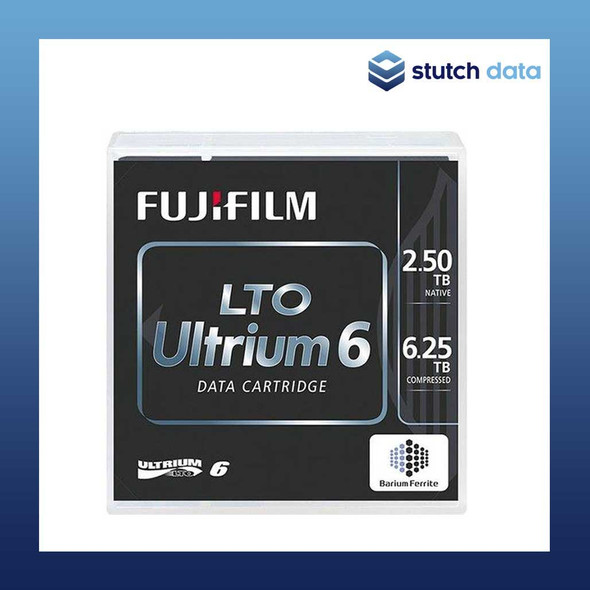 Image of Fujifilm LTO6 LTO Ultrium6 Data Cartridge