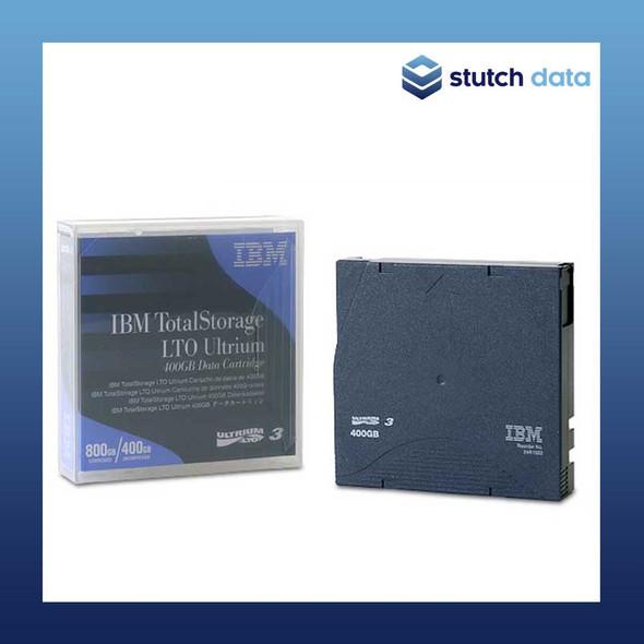 Image of IBM LTO 3 Ultrium 3 Data Cartridge 24R1922
