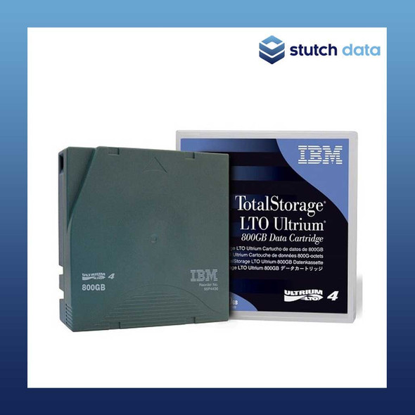 Image of IBM LTO 4 Ultrium 4 Data Cartridge 95P4436