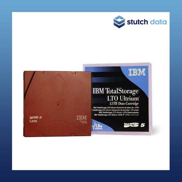 Image of IBM LTO 5 Ultrium5 Data Cartridge 46X1290