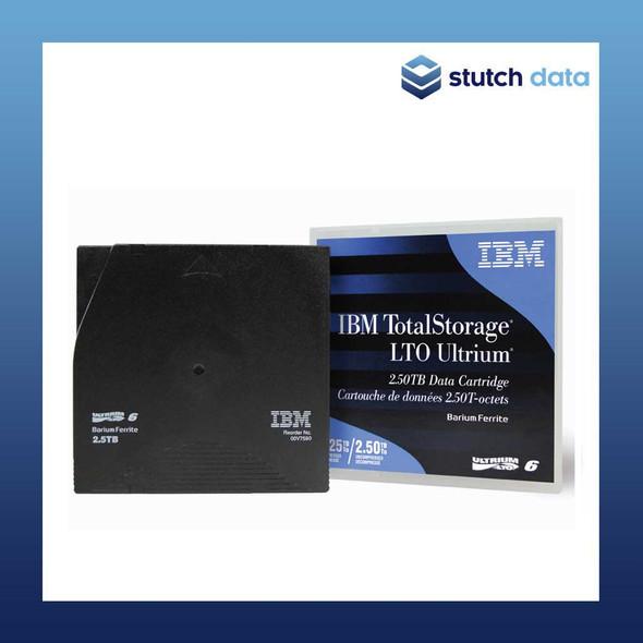 Image of IBM LTO 6 Ultrium6 Data Cartridge 00V7590