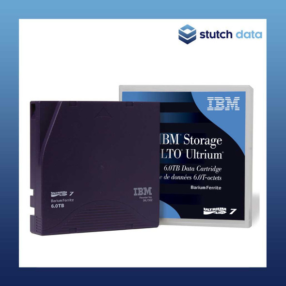 Image of IBM LTO 7 Ultrium7 Data Cartridge 38L7302